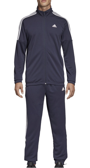 Conjunto adidas Training Team Sports Hombre Mn/bl