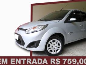 Ford Fiesta Sedan 1.6 Rocam 2013/ Sem Entrada R$759,00