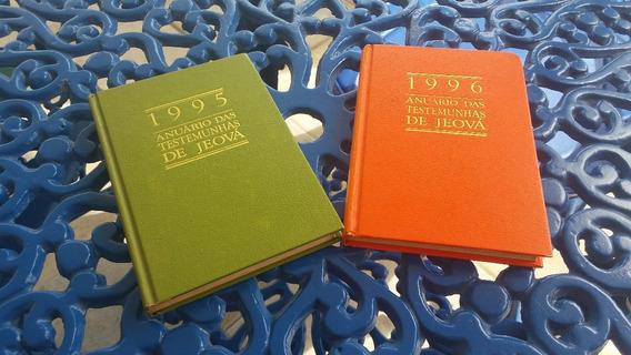 Anuarios Das Testemunhas De Jeová Watchtower 1995 E 1996
