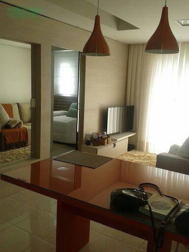 Apartamento Residencial À Venda, 1 Dormitório, 1 Vaga. Vila Milton, Guarulhos. - Ap1882