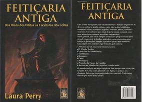 L1 - Livro Feitiçaria Antiga - Laura Perry (fotos Reais)