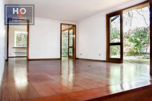 Imagem 1 de 23 de Casa Com 4 Dormitórios 4 Suítes À Venda, 816 M² - Jardim Guedala - São Paulo/sp - Ca0294