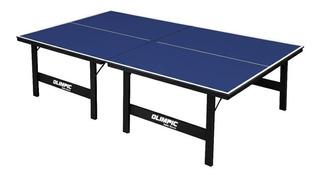 Mesa de ping pong Klopf Olimpic 1014 azul
