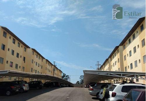 Imagem 1 de 14 de Apartamento 02 Quartos No Braga, São José Dos Pinhais. - Ap1602