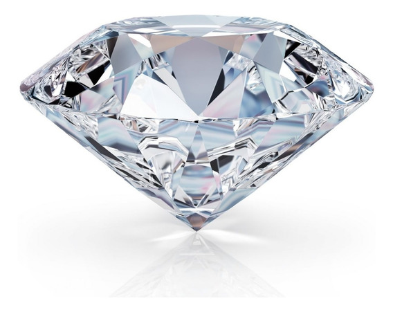 Moissanita Diamante Brillo D 5mm 1ct Certificado Gra