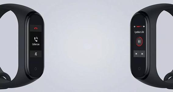 Smart Watch Reloj Xiaomi Xmsh07hm Mi Band 4 Gps Bluetooth