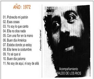 Facundo Cabral/ Varios/ Combo 8 Cd