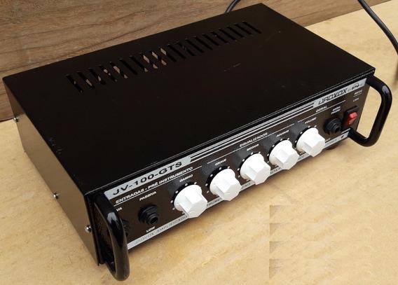 Cabeçote Amplificador Guitarra 100w