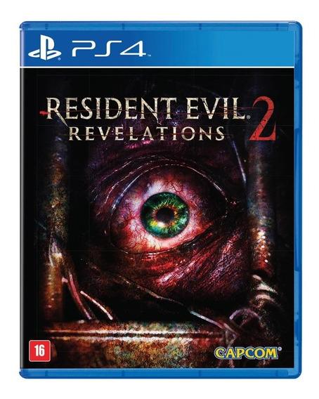 Game Ps4 Resident Evil Revelations 2 Pix90