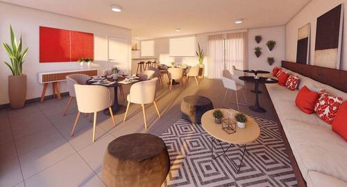 Imagem 1 de 10 de Compre Seu Apartamento Em Lançamento No Parque Botânico - Jaborandis Com 44,18 M² | Jardim São Savério / São Paulo| Sp - Apl244292v