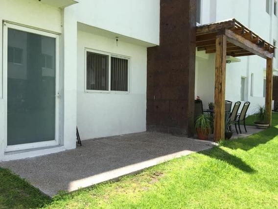 Se Renta Casa Amueblada En Santa Fe Juriquilla Qro