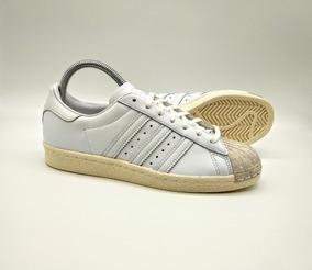 Tenis adidas Superstar 80s Cork By8708 - Quartodostenis