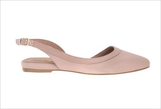Balerina Casual Para Dama Pink Nutty 831736 Vesc 19-20 H