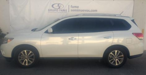 Nissan Pathfinder Advance 5 Puertas