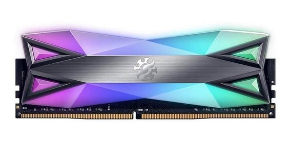 Memoria Ram Gamer Xpg Spectrix D60g Rgb 8gb 3000mhz