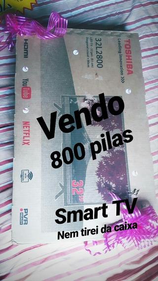 Tv Smart Toshiba Led 32l2800 - 32
