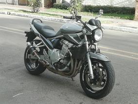 Suzuki Bandit 650 2008 Impecable 79.000 Kms. Recibo Menor Vl