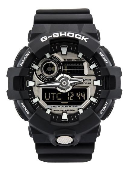 Relógio G-shock Anadigi Ga-710-1adr