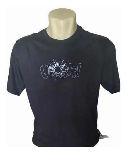 Imagem 1 de 1 de Camiseta Unissex Urgh Glass