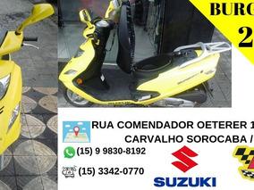 Suzuki Burgman 125 I 2014