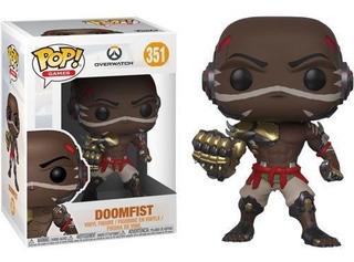 Funko Pop Games Overwatch Doomfist