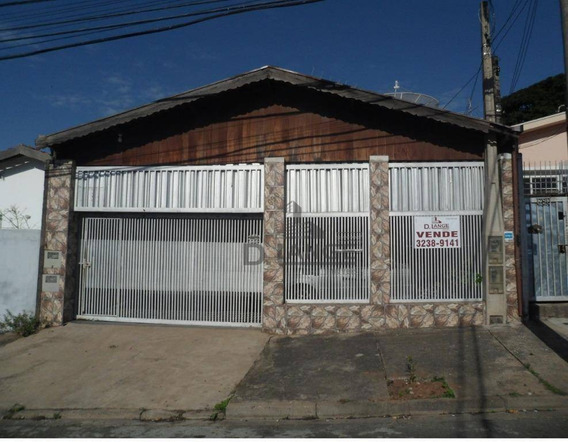 Casa À Venda - Jardim Campos Elíseos - Campinas/sp - Ca13187