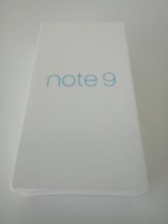 Celular Smartphone Meizu Note 9 4gb 128gb 6.2 48mp +5mp