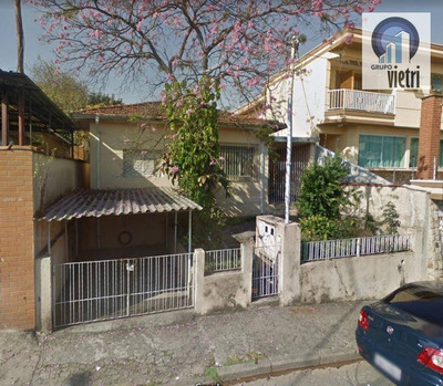 Terreno À Venda, 360 M² Por R$ 650.000 - Jardim São José - São Paulo/sp - Te0598