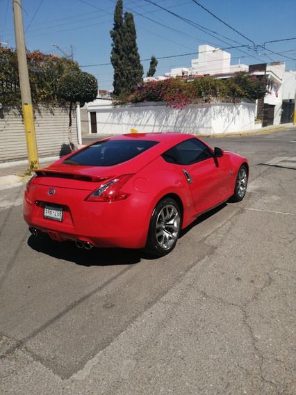 Nissan 370z 3.7 Touring At 2014