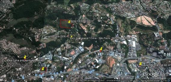Terreno Residencial À Venda, Jardim Maria Tereza, Cotia - Te0780. - Te0780