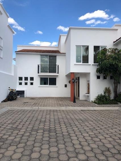 Casa En Renta En Privada En Acueducto Zacatecas Juriquilla