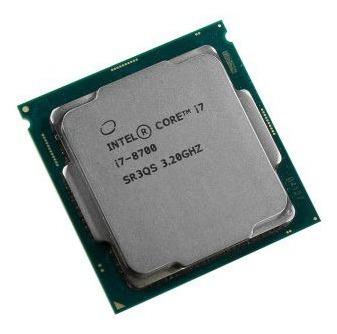 Processador Intel Core I7-8700 3.7ghz Lga 1151 12mb