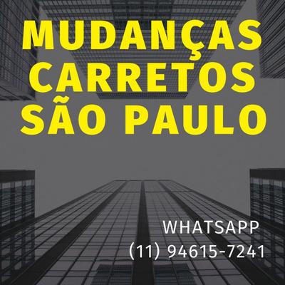 Mudanças E Carretos Para São Paulo Capital E Estado De Sp