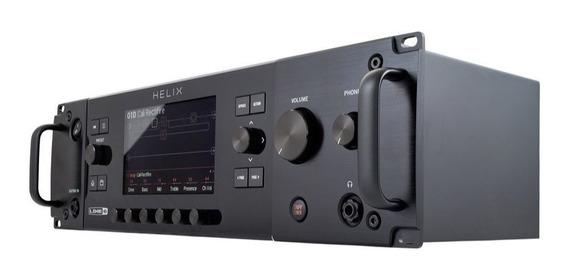 Line6 Helix Rack - Processador Multiefeito / Amplificadores