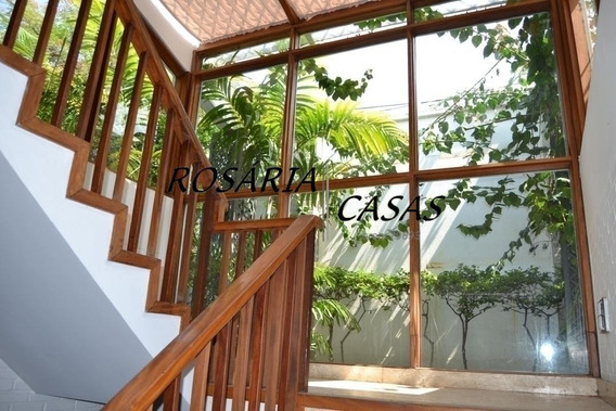 Cidade Jardim- Com 5 Suites E 6 Vagas - 1136