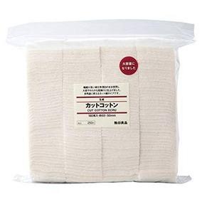 100 Pz De Algodon Organico Japones