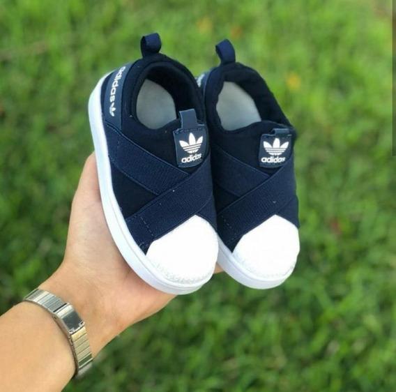 Tenis Adid Slip On Super Confortável +cores Para Escolher!!!