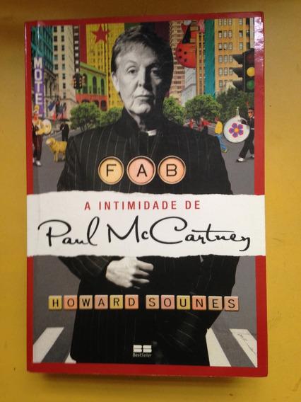 Livro Fab A Intimidade De Paul Mccartney