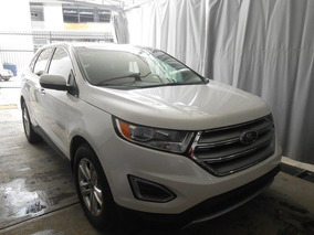 Ford Edge Sel Plus 2017 Seminuevos