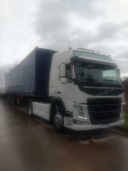 Camion Volvo Fm380 4x2t Evo Plus Impecable