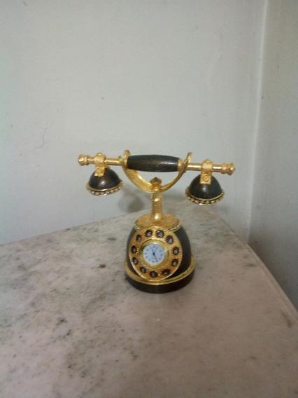 Telefono Antiguo En Huevo Avestruz Arte Realegzza