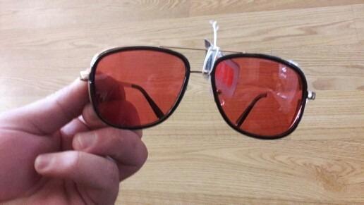 Oculos Matsuda Ray Tony Stark Homem De Ferro Vermelho