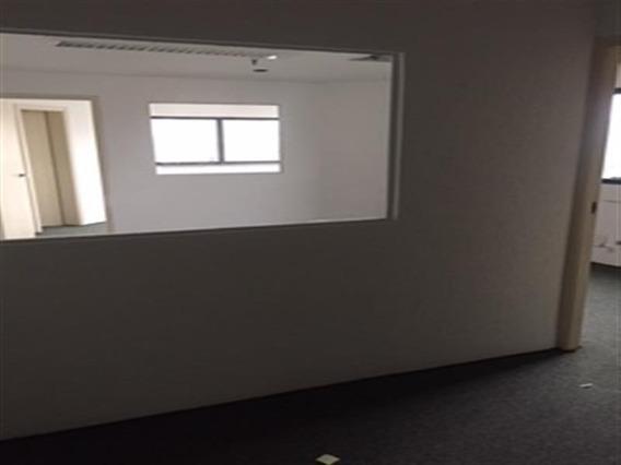 Sala Em Prédio Comercial Com 60 M². - 13457