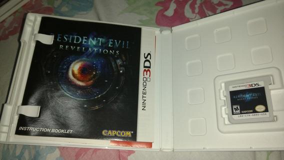Disponivel Jogo Resident Evil Revelations Disponível