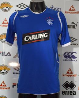 Glasgow Rangers * Escócia * Tamanho M