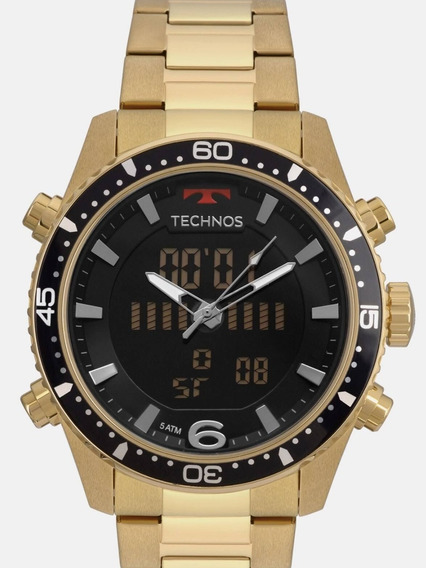 Relógio Technos Masculino Performance Bjk203aad/4p