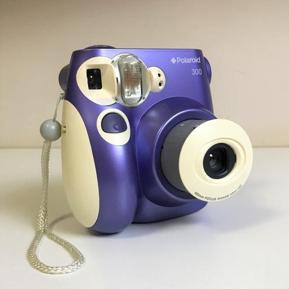Câmera Instantânea Polaroid Pic 300