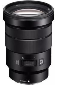 Lente Sony 18-105mm F/4 Oss Estabilizador A6000 A6500 A6300