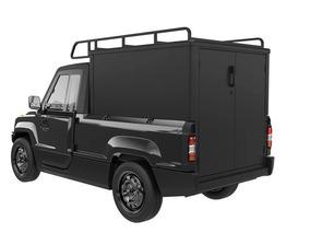 Auto Camioneta Pickman Pick Up 100% Eléctrica C/ Caja