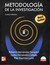Imagen 1 de 1 de Metodología De La Investigación. 4° Edición. Sampieri. Nuevo